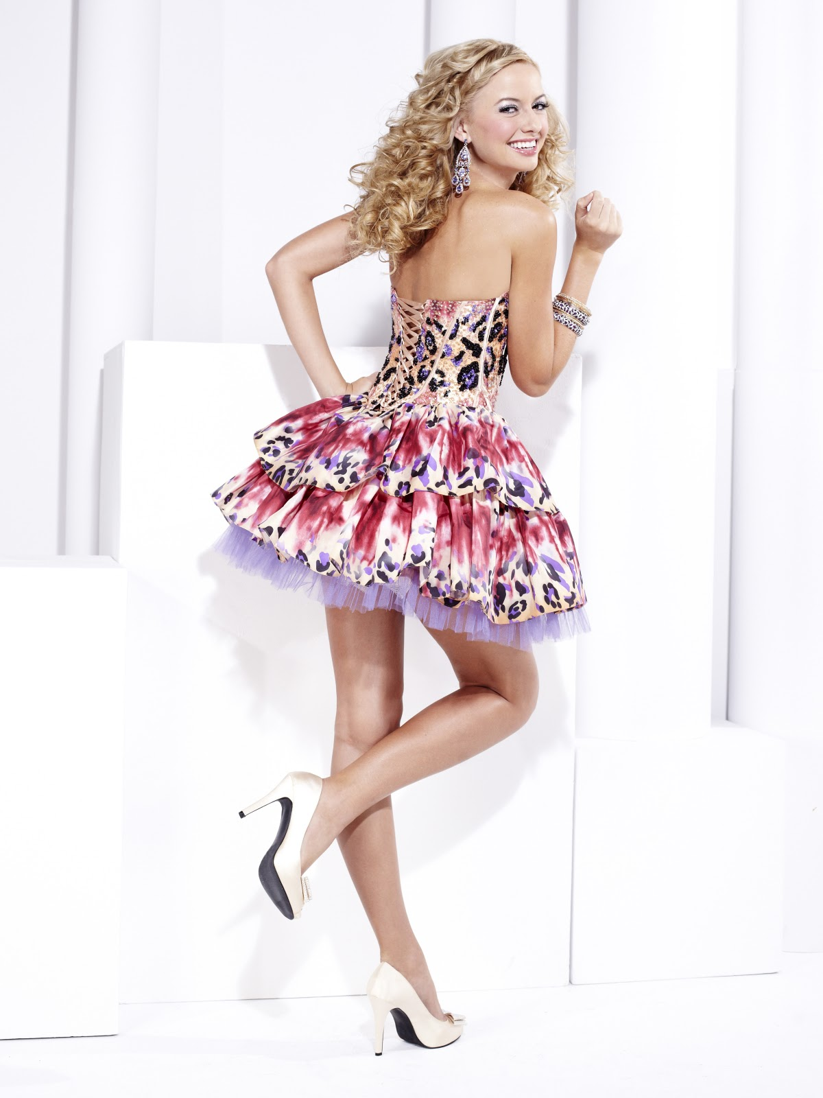 Prom Fashion @ Prom Dress Shop: Be HOT for Homecoming with Hannah S!!!