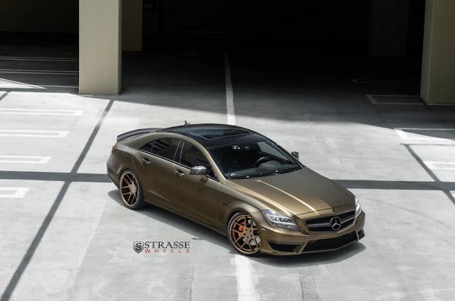 cls amg tuning