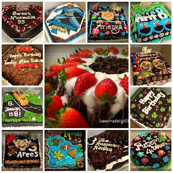 Birthday Cakes?