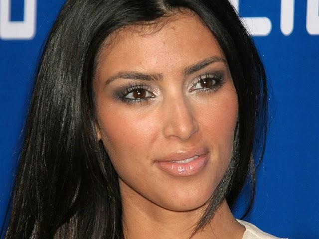 Picture Bugs Kim Kardashian Without Makeup - Kim-k-without-makeup