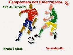 Relação dos jogadores inscritos no 7º Campeonato dos Enferrujados de Serrinha