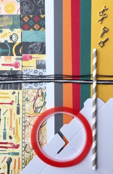 """Materialpaket """"In der Werkstatt"""""""