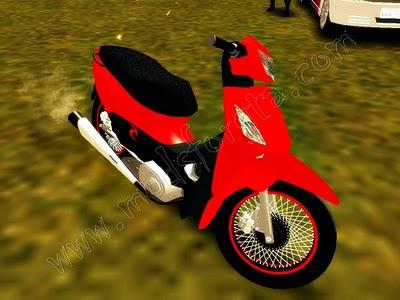 Honda Biz Tuning