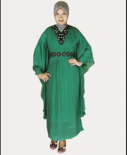 Model Baju Gamis Untuk Orang Gemuk Agar Terlihat Langsing