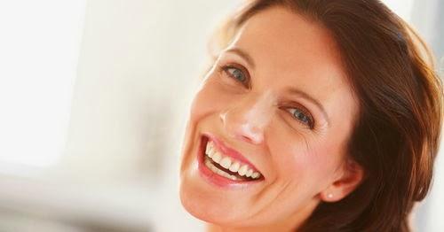 Mujer saludable a los 50 años