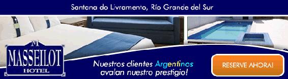 hoteles en santana do livramento masseilot