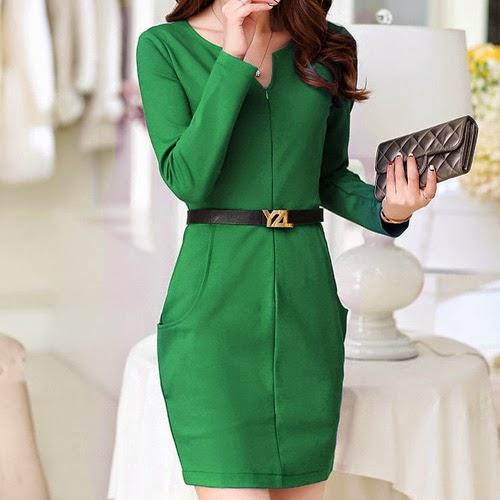 http://www.wholesale7.net/korea-latest-women-dress-solid-color-long-sleeve-pockets-dress-green-wrap-dress_p153922.html