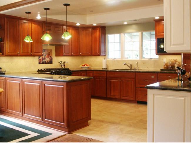 Indicaciones iluminaci n de la cocina ideas para decorar dise ar y mejorar tu casa - Iluminacion en cocinas ...