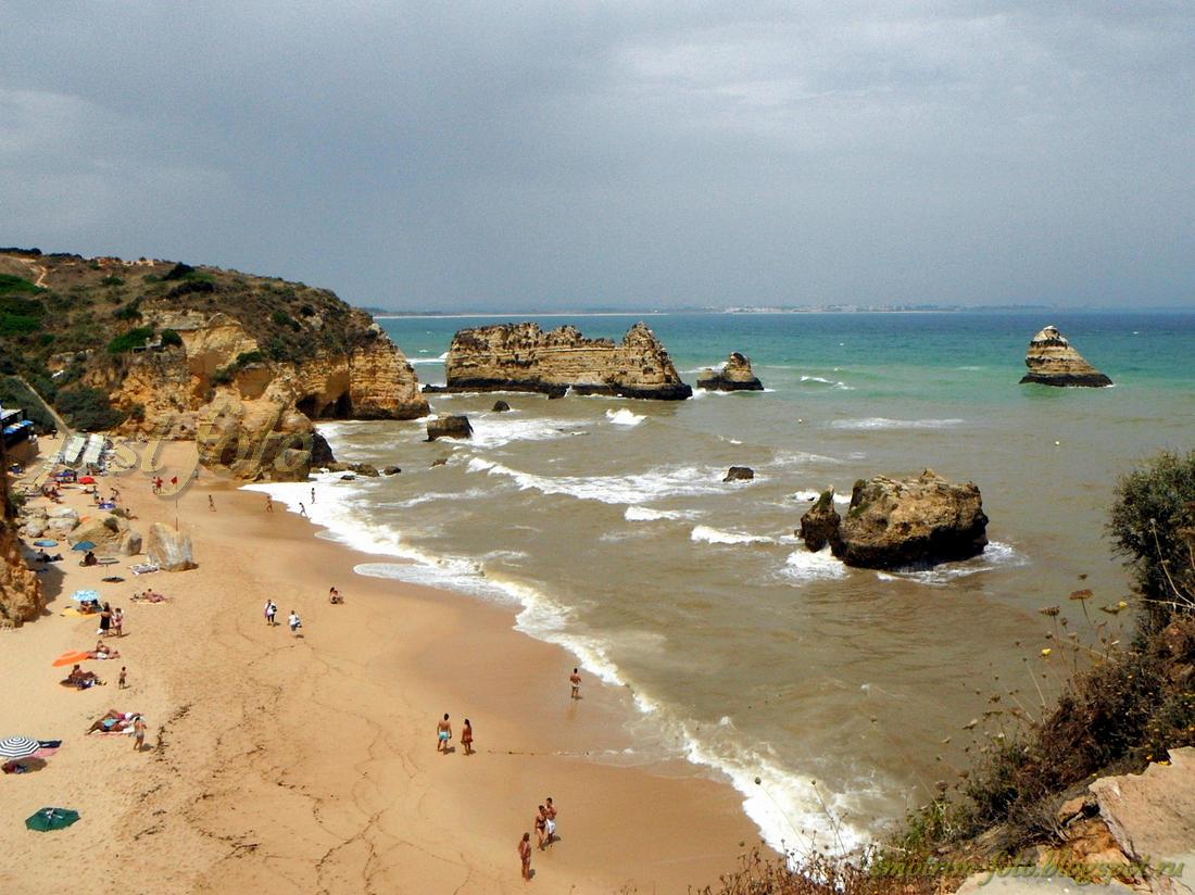 Португалия Алгарве фото