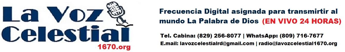 La Voz Celestial 1670 org