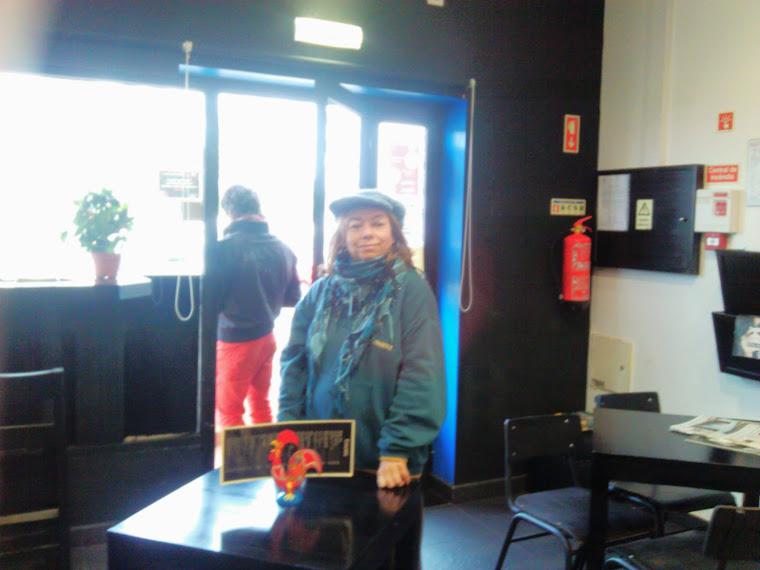 Eu, No Café 5ª Galinha