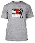 """Camiseta """"El cine del Oeste en la Comunidad de Madrid"""""""