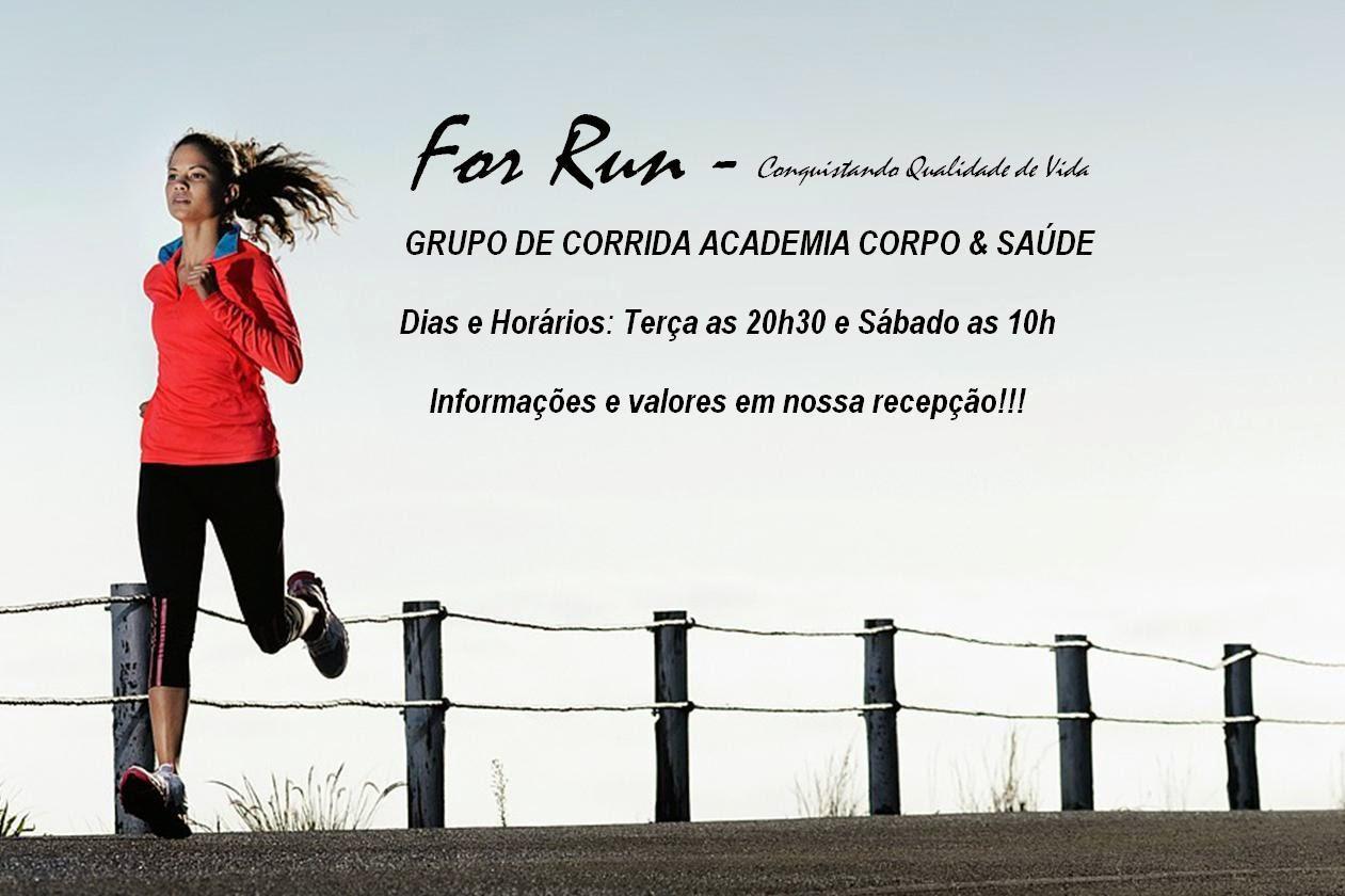 FOR RUN