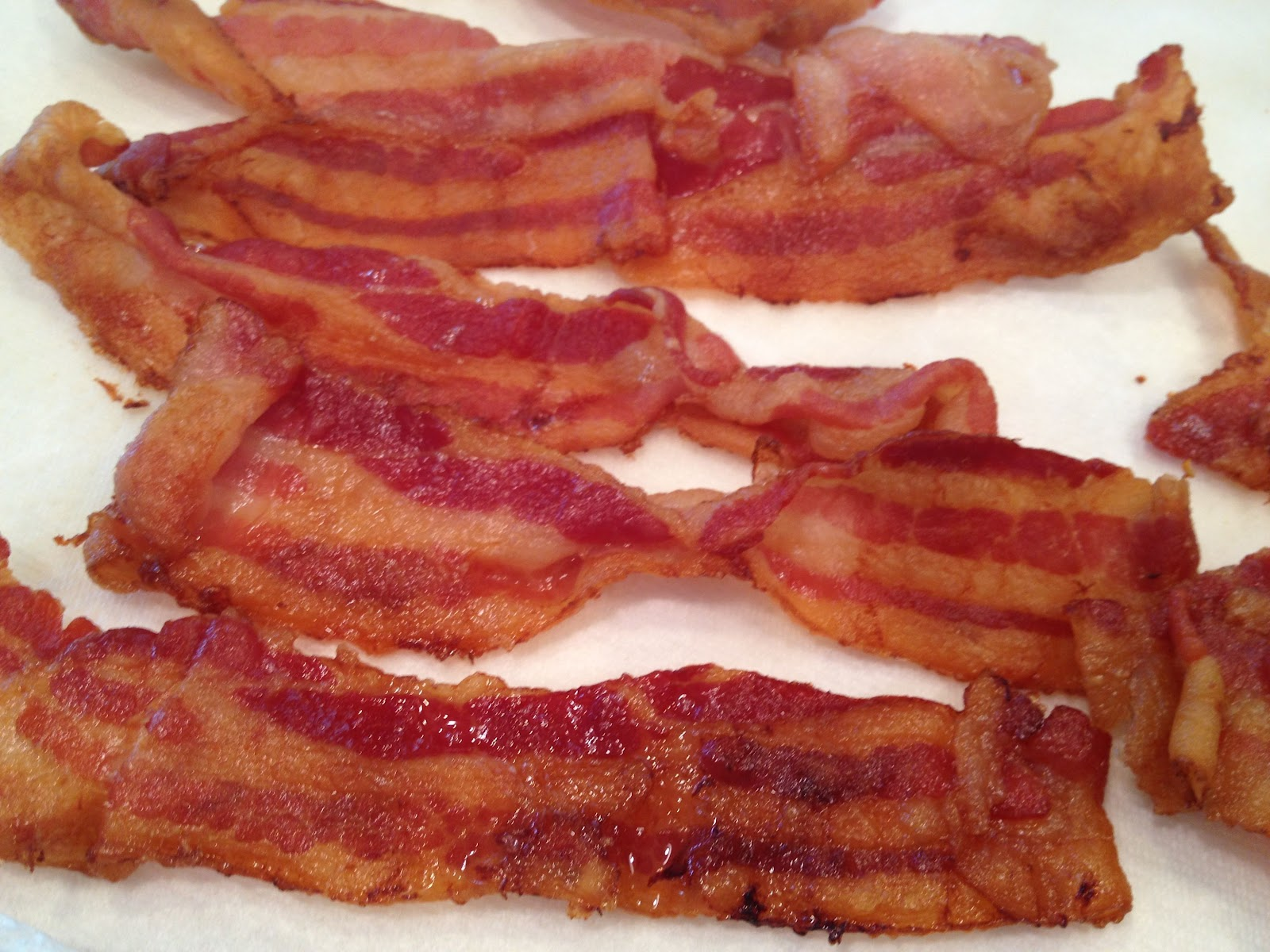 bacon in your frid...