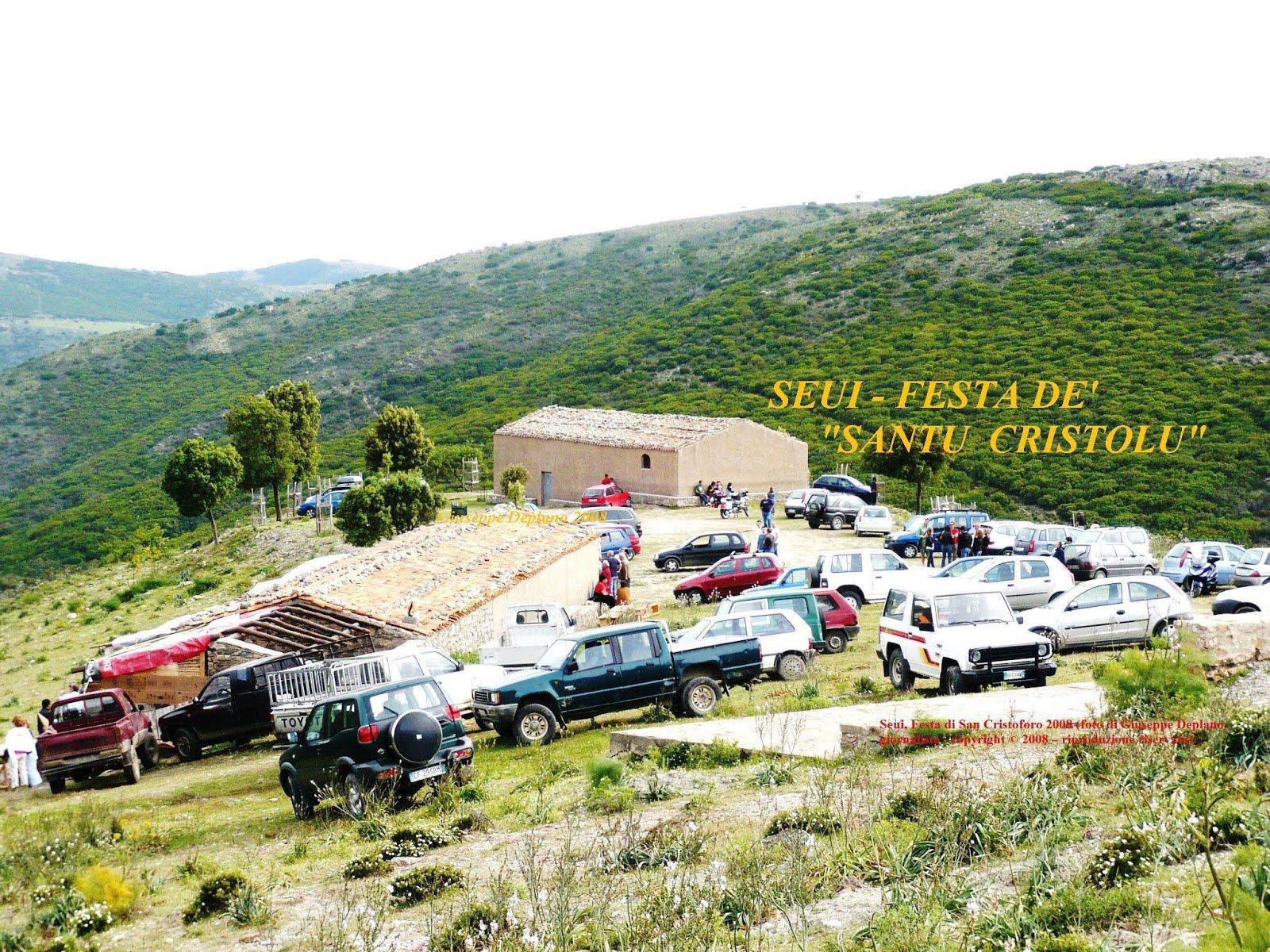 Seui - Festa Campestre di San Cristoforo Martire
