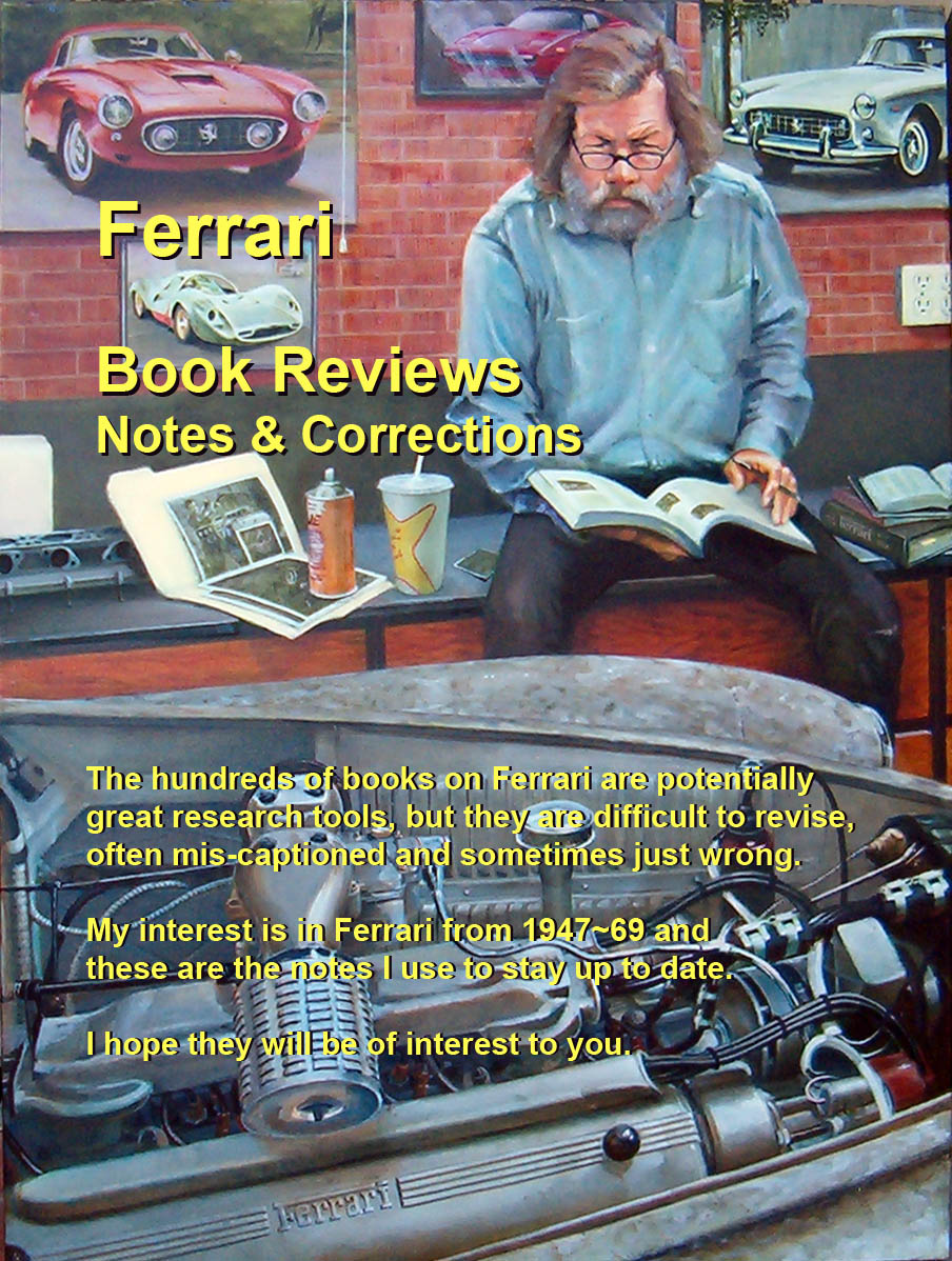 Ferrari Book Reviews
