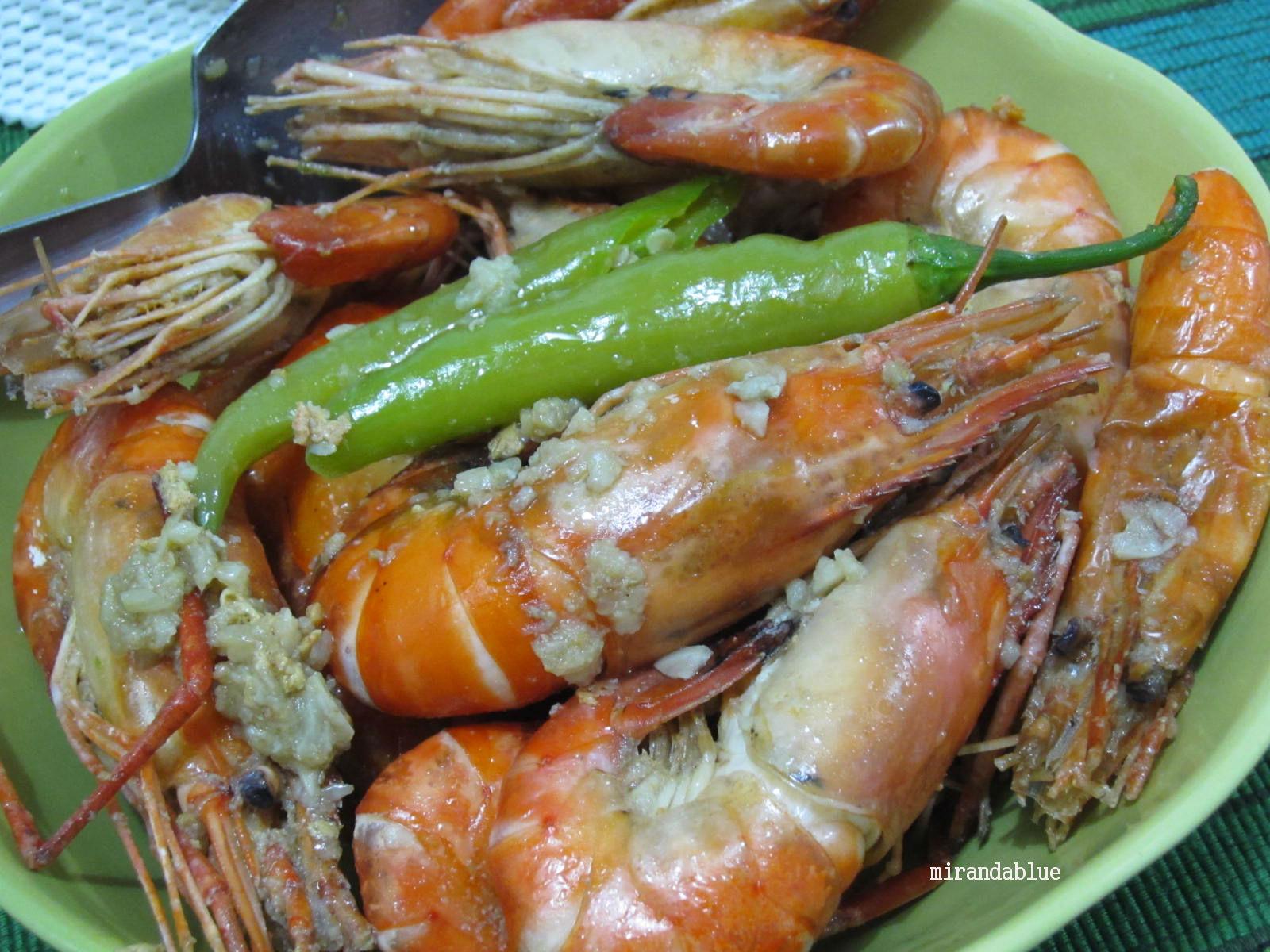 Miranda Crawfish Ulang