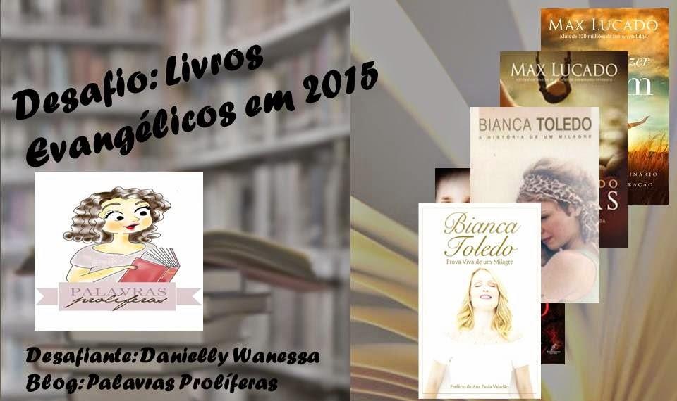 Desafio: Livros Evangélicos 2015