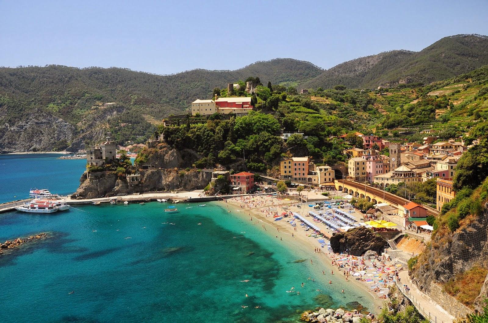 Monterosso al Mare, Le Cinque Terre, Italien
