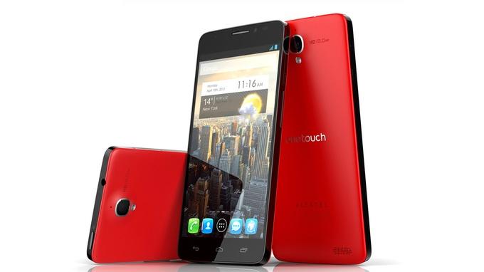 Alcatel One Touch Idol X un smartphone potente y con diseño diferente
