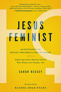 http://www.amazon.com/Jesus-Feminist-Invitation-Revisit-Bibles/dp/1476717257/ref=sr_1_1?ie=UTF8&qid=1384383523&sr=8-1&keywords=jesus+feminist