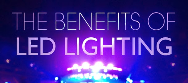 The Benefits of LEDs