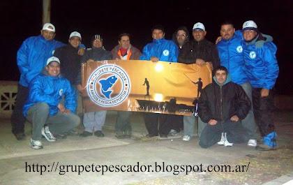 """ Grupete Pescador """