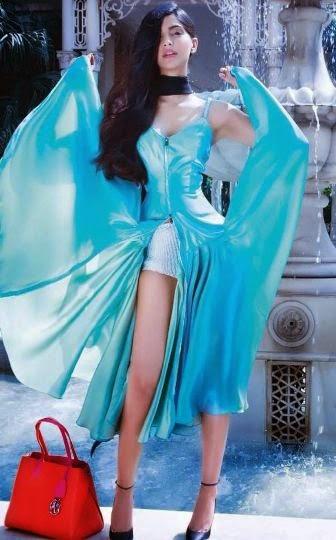 [Foto] Kecantikan Artis Bollywood: Sonam Kapoor!