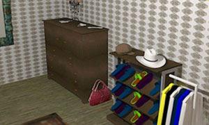 Hallway Puzzle Escape