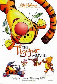 La Pelicula de Tigger – DVDRIP LATINO