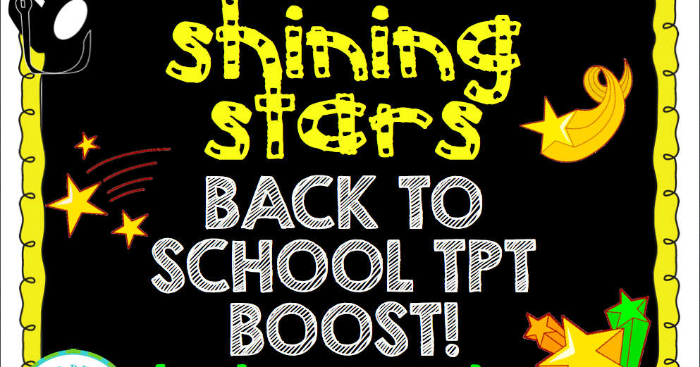 Speech is Sweet: TPT Shining Stars Linky Party! (Back to ...
