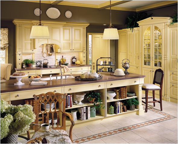 English country kitchen ideas room design inspirations for Country kitchen ideas