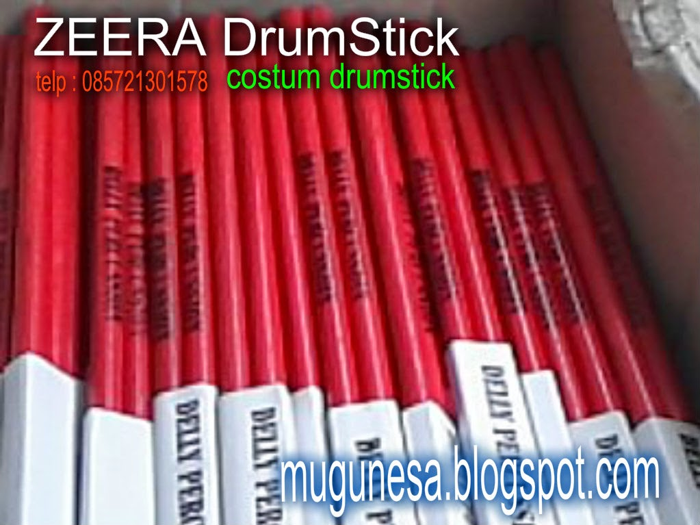 Jual Stick Drum | Custom Drum Stick | Jual Stick Drum Murah
