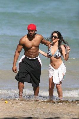 kim kardashian no clothes