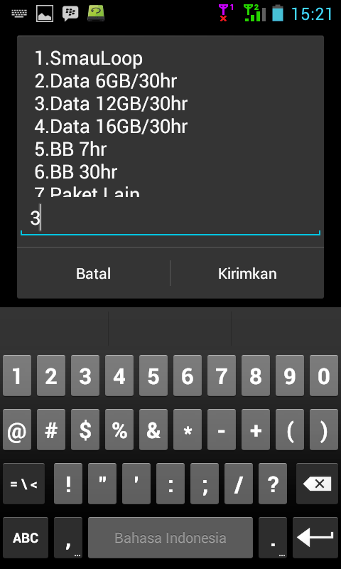 Simpati Loop data 12GB/30hr