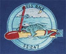 USS DACE SS-247