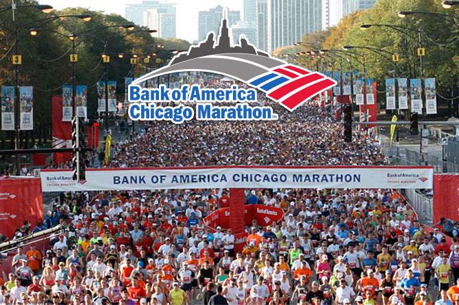 Chicago marathon date
