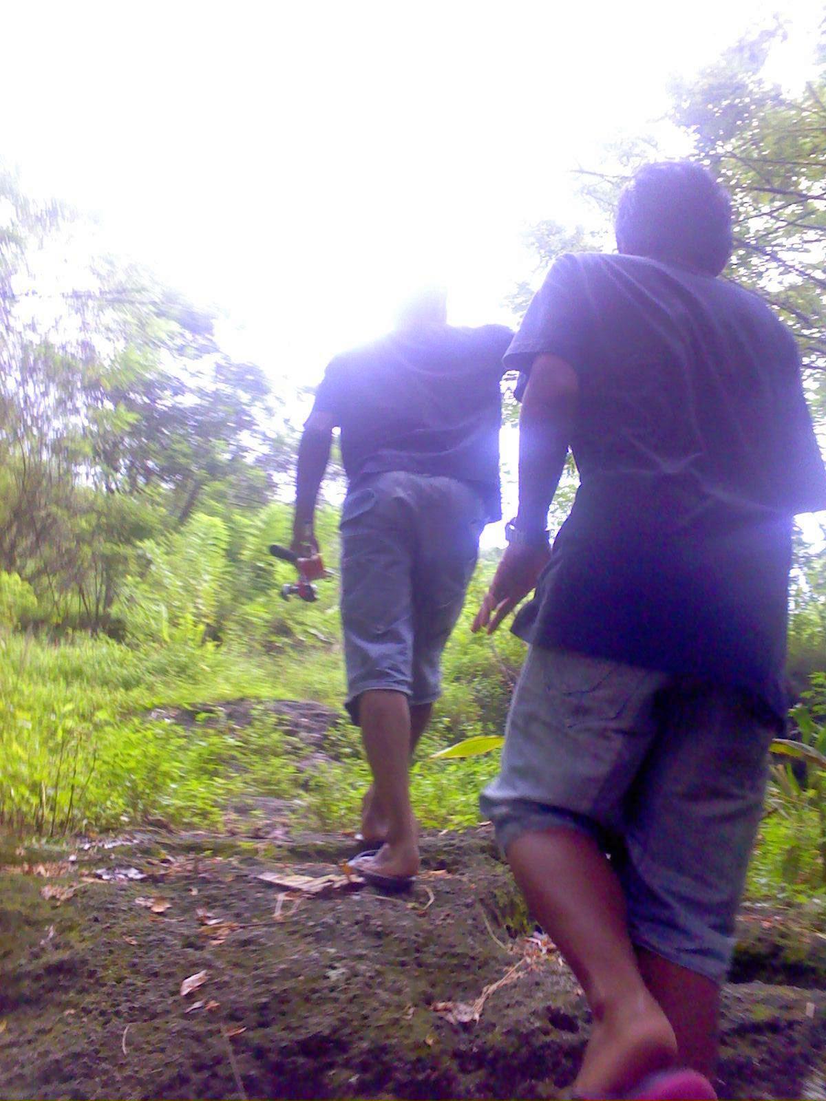 perjalanan Kraton Ratu Boko candi jogja