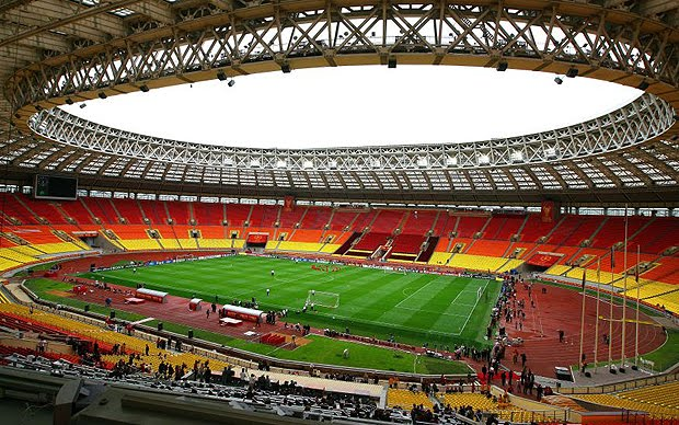 Russia 2018 Fifa World Cup: artist's impressions of stadiums ...
