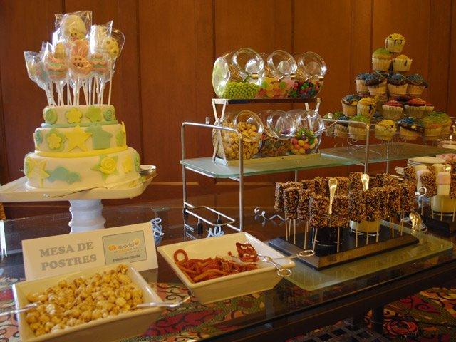 Kika Merlo Ambientaciones: Mesa de dulce: para endulzar cualquier ...