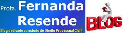 Profa. FERNANDA RESENDE