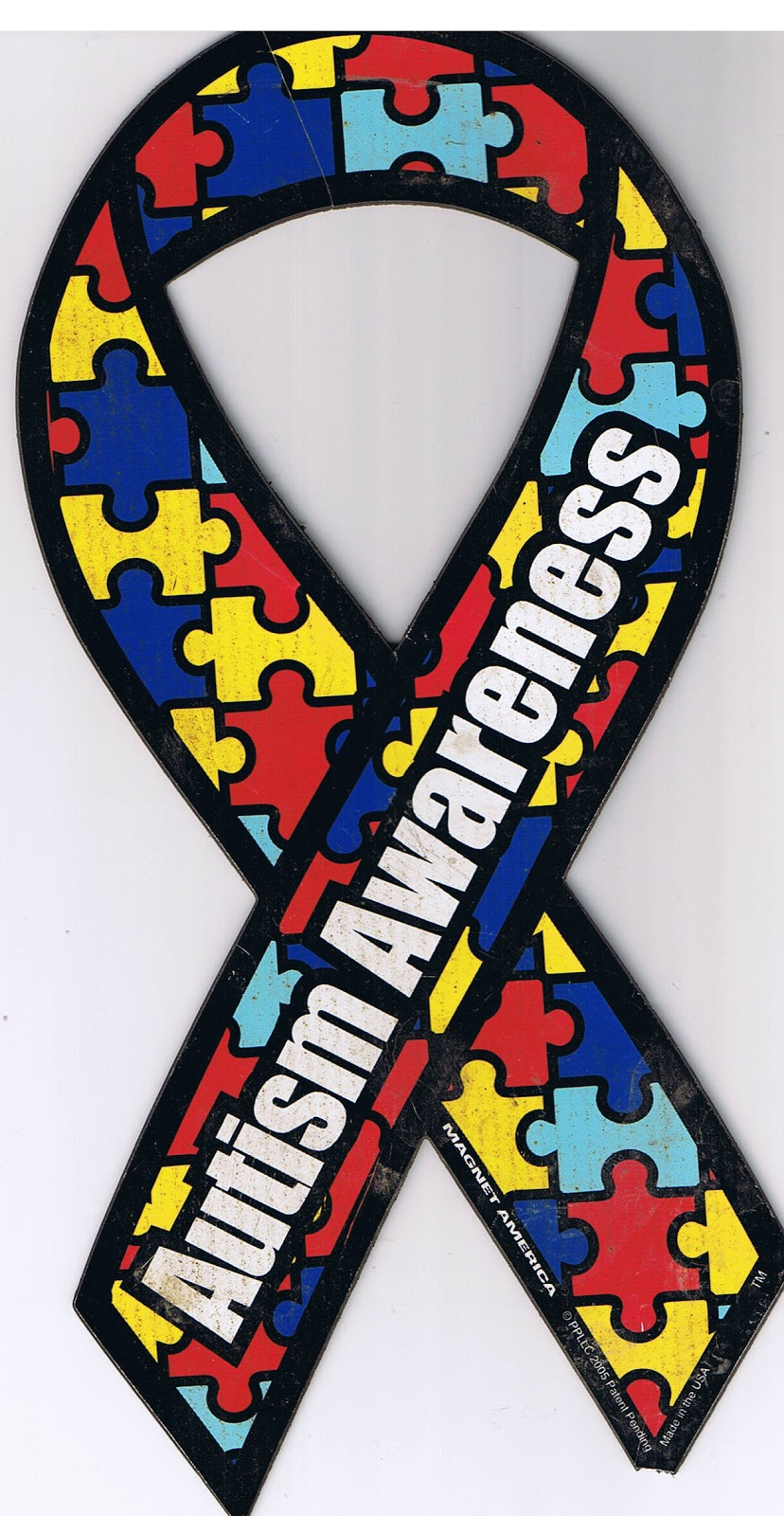 Kater's Nail Blog: World Autism Awareness Day