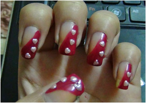 The Cool 3d nail designs 2015 Images