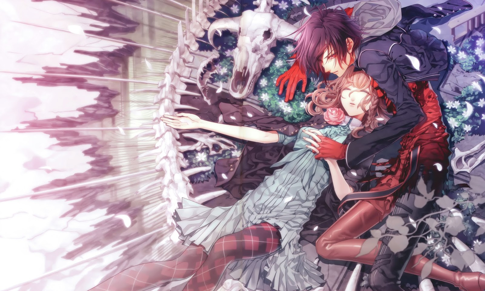 Harus Otome Reviews Game Review Amnesia Memories