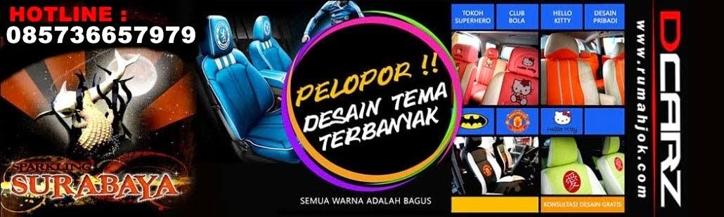Bengkel Jok Mobil | Spesialis Sarung Jok Bekleed | DCARZ Surabaya