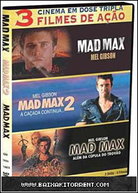 Capa Baixar Filme Mad Max Trilogia Dublado   Torrent Baixaki Download