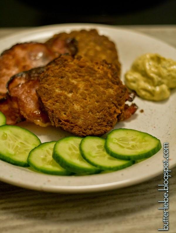 Butterliebe LCHF Blog : Rezept für Thunfischburger