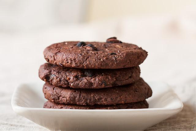 Čokoladni keks sa pasuljem