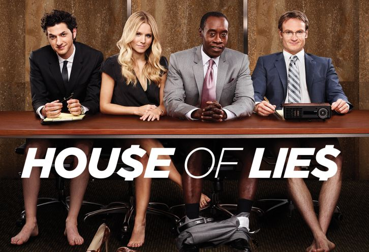 House of Lies - Renewed for a 5th Season