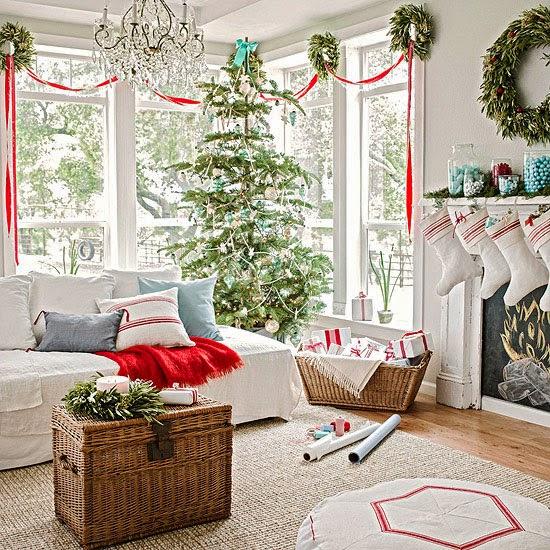 Kerstmenus voor thuis met recepten en decoratie tips voor ...